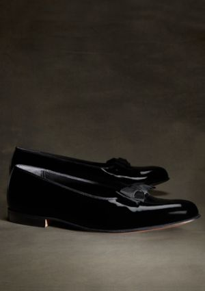 Gatsby clothing for men - Brooks Brothers - menswear from the 1920s  black shoes 139H_BLACK_G.jpg